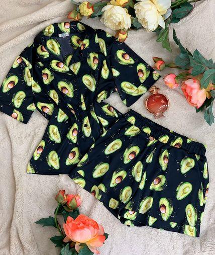 Пижама Авокадо