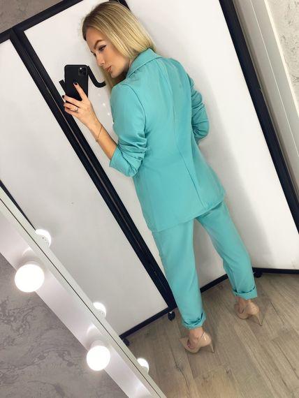 Пиджачный костюм