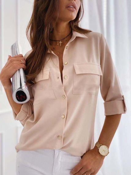 Рубашка карман