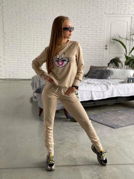 Женский спортивный костюм Заяц
