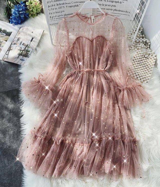 Гипюровое платье