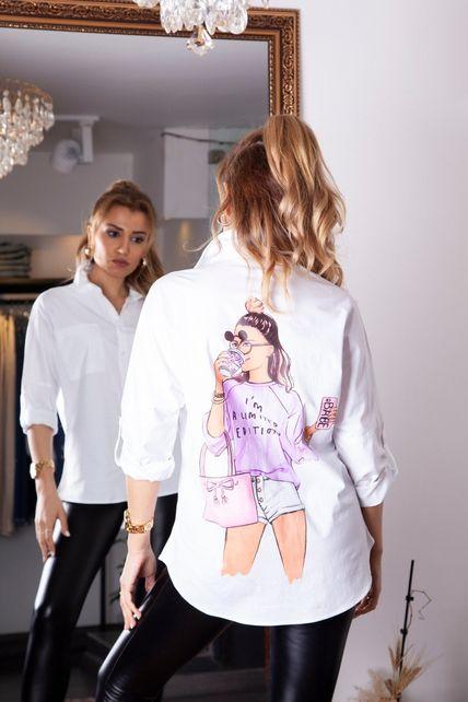 Рубашки и блузки